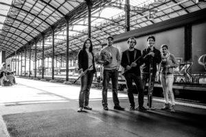 pentaTon Quintett Aug. 2014