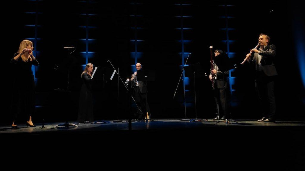 Impression aus dem Konzert und -Livestreamabend (Foto: Ines Neff, CAPE)